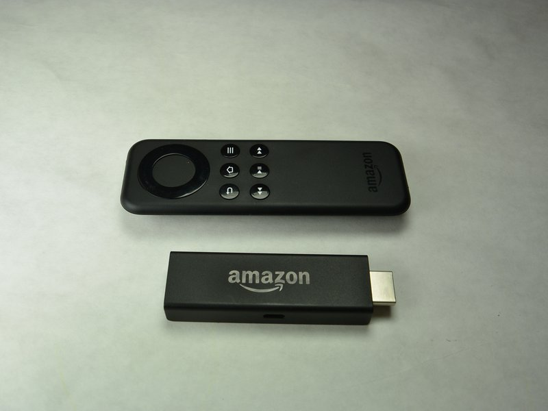 Amazon Fire TV Stick Troubleshooting - iFixit