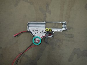 G&G TR16 R4 Airsoft Reassembly
