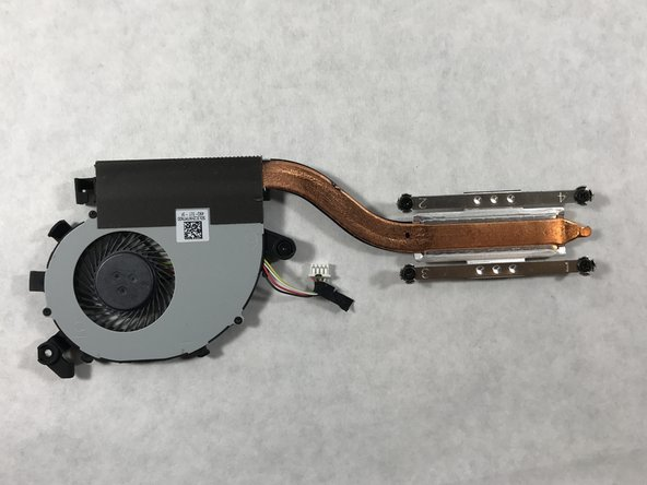 Acer Chromebook C720-2103 Fan Replacement