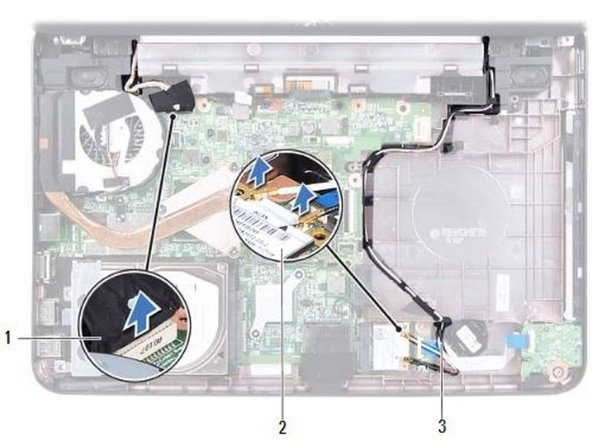 Dell Inspiron 14 N4050 Display Assembly Replacement