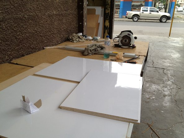 56x54cm whiteboard Main Image