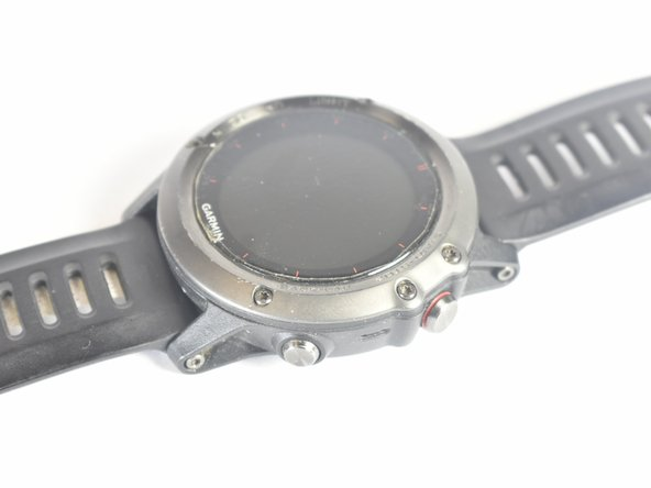 Garmin Fenix 3 Display Assembly Replacement