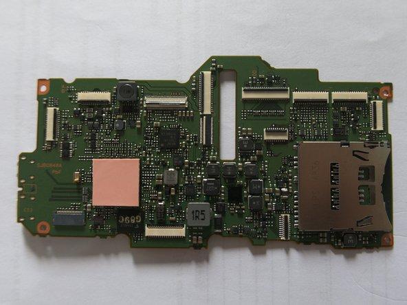 Photo 1: Main PCB