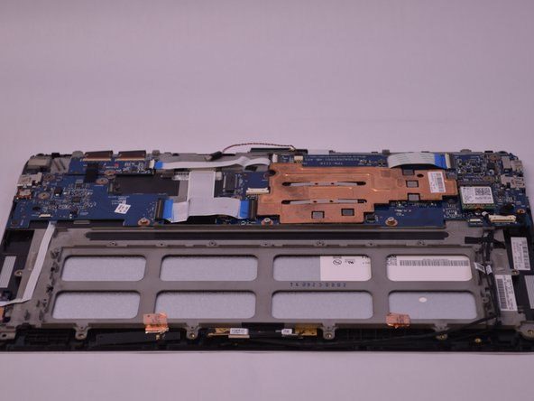 HP Envy x2 13-j002dx Motherboard Replacement