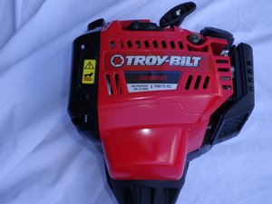 starter cord won't retract back - Troy-Bilt TB675 EC - iFixit
