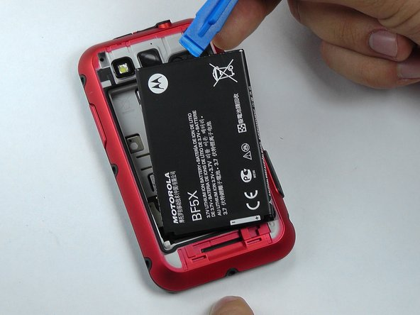 Motorola Defy Battery Replacement