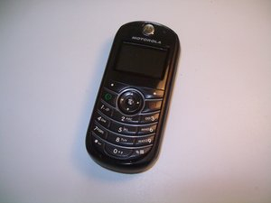 Motorola C139 Phone Troubleshooting