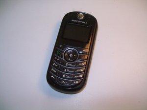 Motorola C139 Phone Troubleshooting