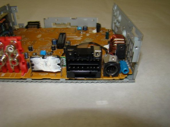 Sony Xplod CDX-MP30 Power Supply Replacement