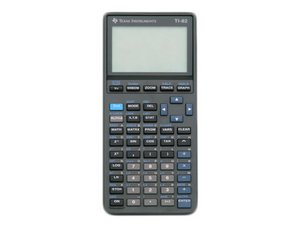 Réparation Texas Instruments TI-82