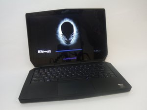 Dell Alienware 13 Troubleshooting