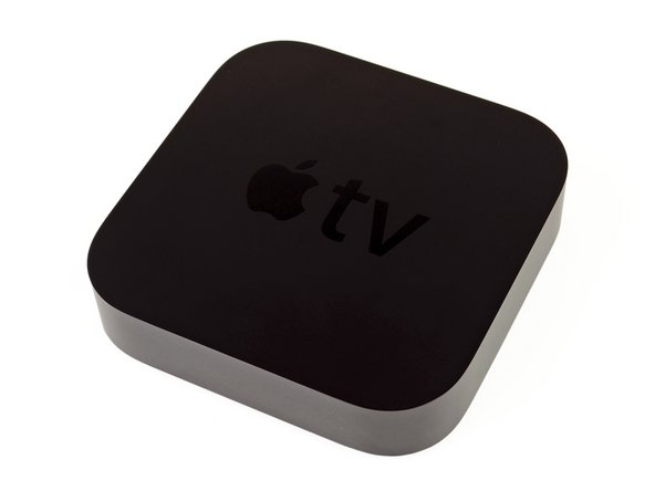 Less than four inches square and an inch tall (the exact size of the 2nd generation Apple TV) the small but mighty Apple TV 3rd Generation adds the ability to play 1080p HD content.