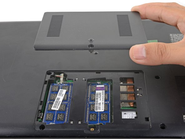 Toshiba Satellite L55-A RAM Cover Replacement