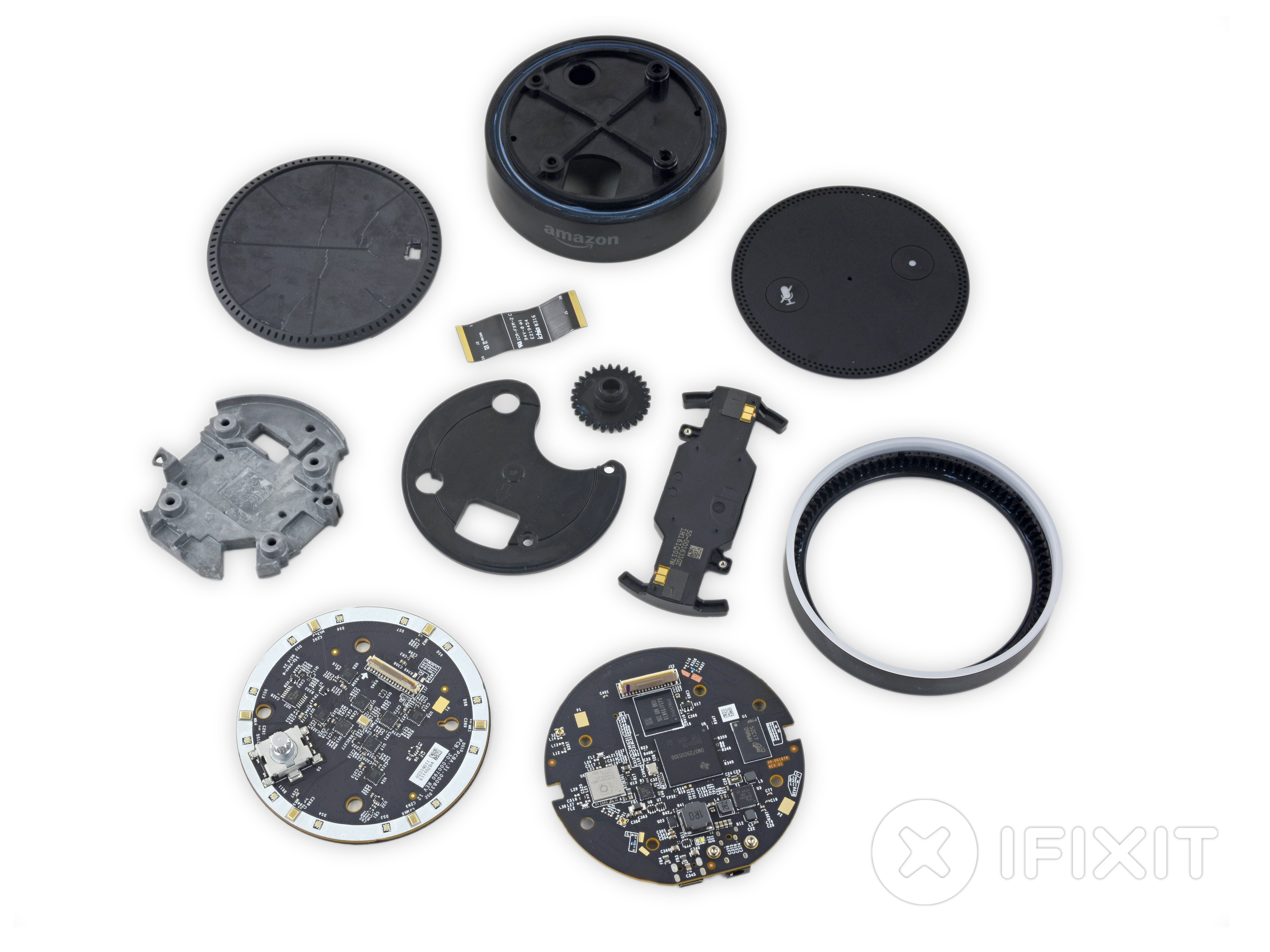 Amazon Echo Dot Teardown - iFixit