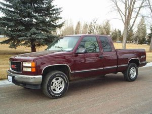 1988-1998 GMC Pickup Repair