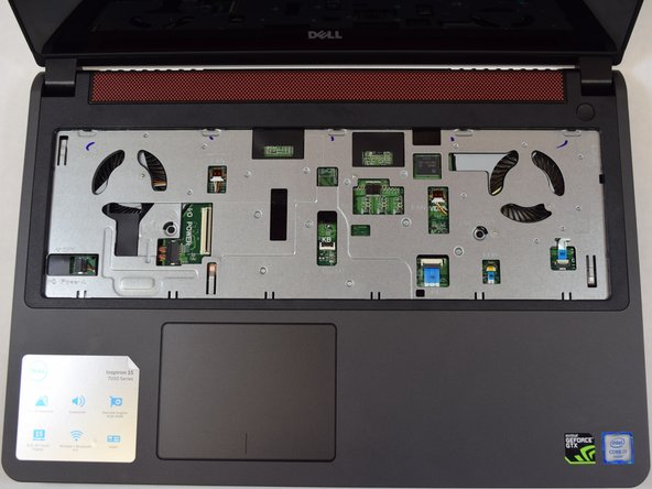 Dell Inspiron 15-7559 Teardown - iFixit