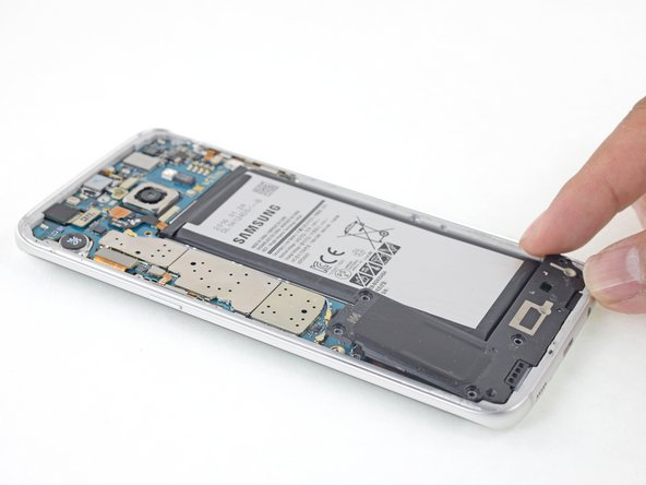 Samsung Galaxy S7 Edge Loudspeaker Assembly Replacement