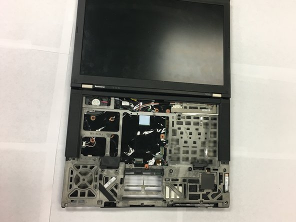 Lenovo ThinkPad T410s Palm-rest Replacement