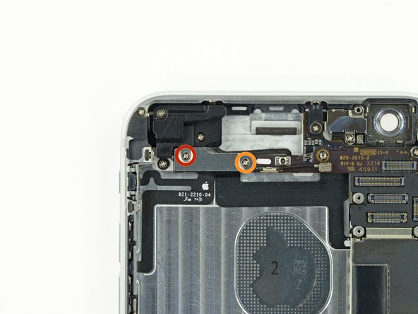 iPhone 6 Plus Antenneneinheit ersetzen