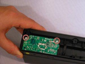 USB/AUX plug in