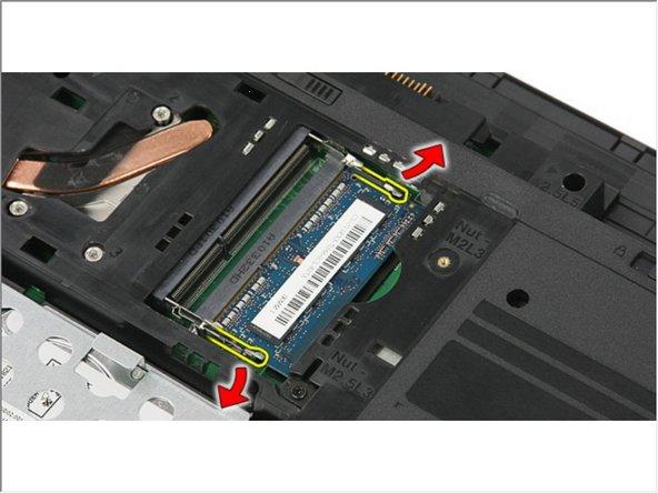 Reemplazo del módulo de memoria Dell Vostro 3350
