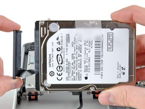 Macbook Pro 13 Quot Unibody Mid 2012 Hard Drive Replacement
