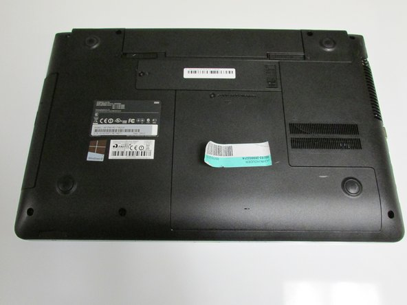 Samsung NP350V5C-T02US Hard Drive Replacement