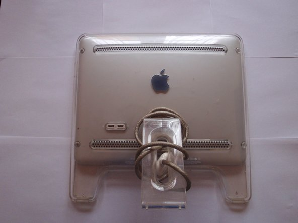 Apple Studio Display M2454 CCFL Inverter Replacement