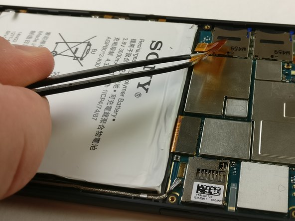 Sony Xperia T2 Ultra Dual Motherboard Replacement