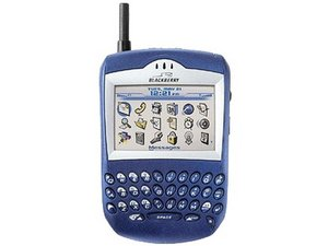 BlackBerry 7510 Repair