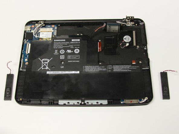 Samsung Chromebook XE500C21-A03US Speakers Replacement