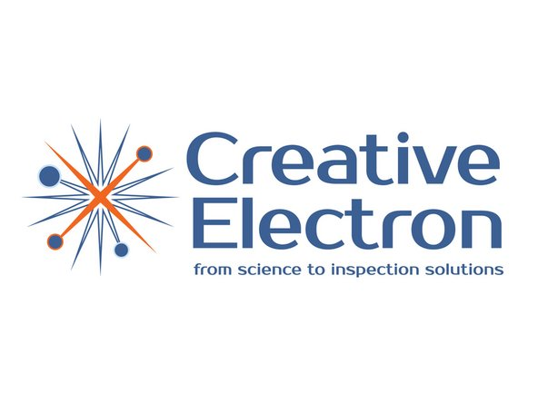 Big thanks to Creative Electron for once again bringing our teardown into a new dimension!