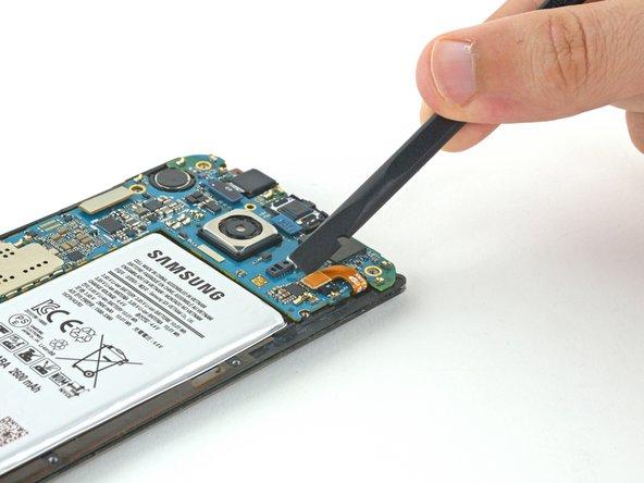Rimozione scheda madre Samsung Galaxy S6 Edge