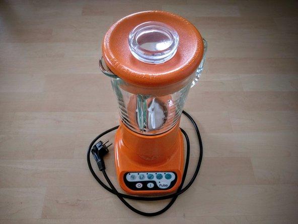 Kitchenaid Blender 5ksb52 Ultra Power Machine Repair Ifixit