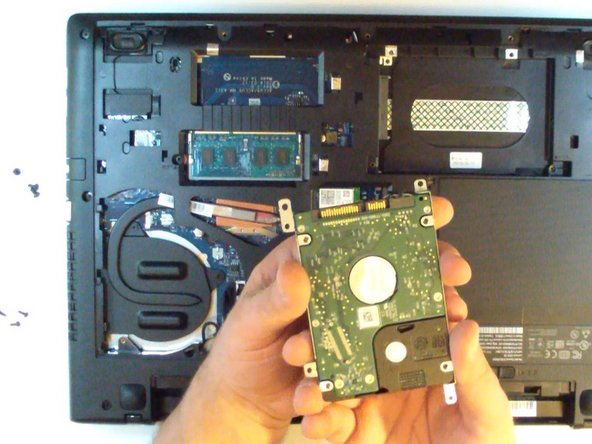 Lenovo IdeaTab G50 HDD, SSD Replacement Replacement