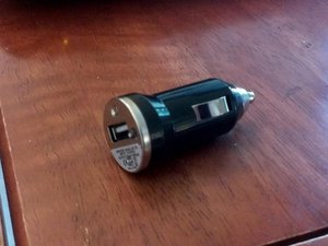 Generic 1A USB Car Charger Teardown