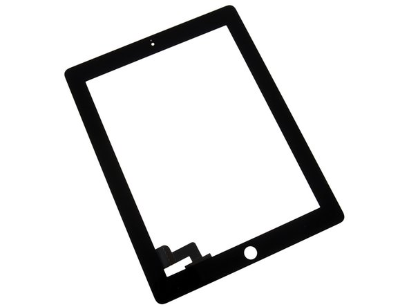 iPad 2 CDMA Front Panel Replacement