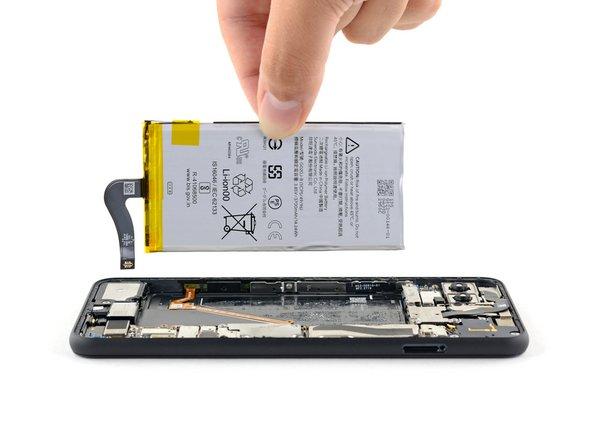 Google Pixel 4 XL Battery Replacement