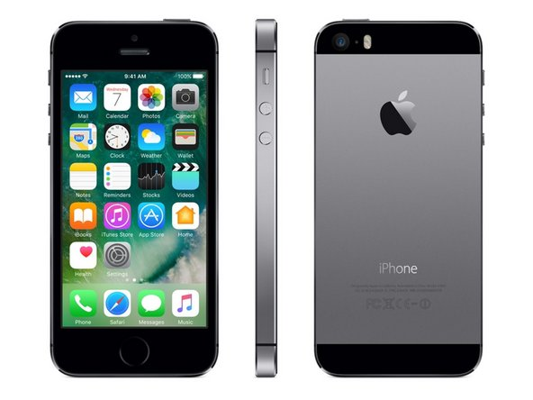 How to repair not charging or quckly discharging battery issue in an iPhone 5s