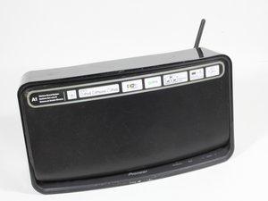 Pioneer A1 XW-SMA1-K Repair