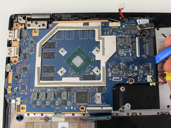 Lenovo Flex 6-11IGM Motherboard Replacement