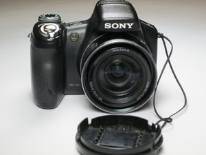 Sony Cyber-shot DSC-HX1 Troubleshooting