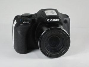 Canon PowerShot SX520 HS Repair