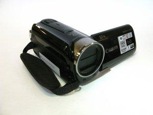 Canon Vixia HF R500 Repair