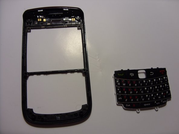 Blackberry Bold 9650 Keypad Replacement