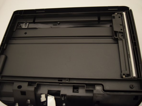 HP Envy 5660 Scanner Piece Replacement