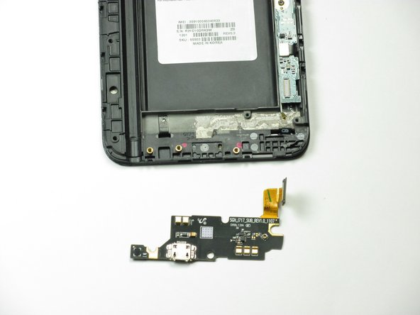 Samsung Galaxy Note Micro USB Port Replacement