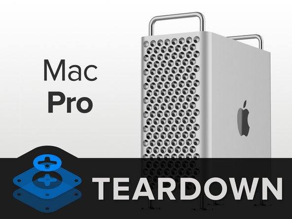 Ce n'est peut-être pas la configuration coûteuse que tant de youtubeurs ont reçue, mais 6499 € rien que pour notre modèle de base du Mac Pro, vous allez les sentir passer. Voici le principal: