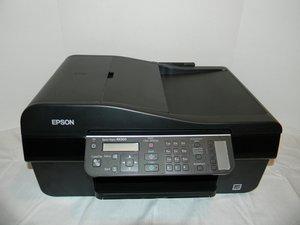 Epson Stylus NX305 Troubleshooting