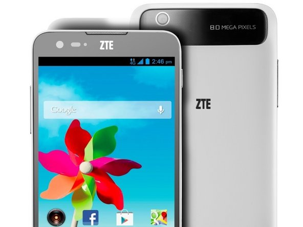 ZTE Grand S Flex Hard Reset